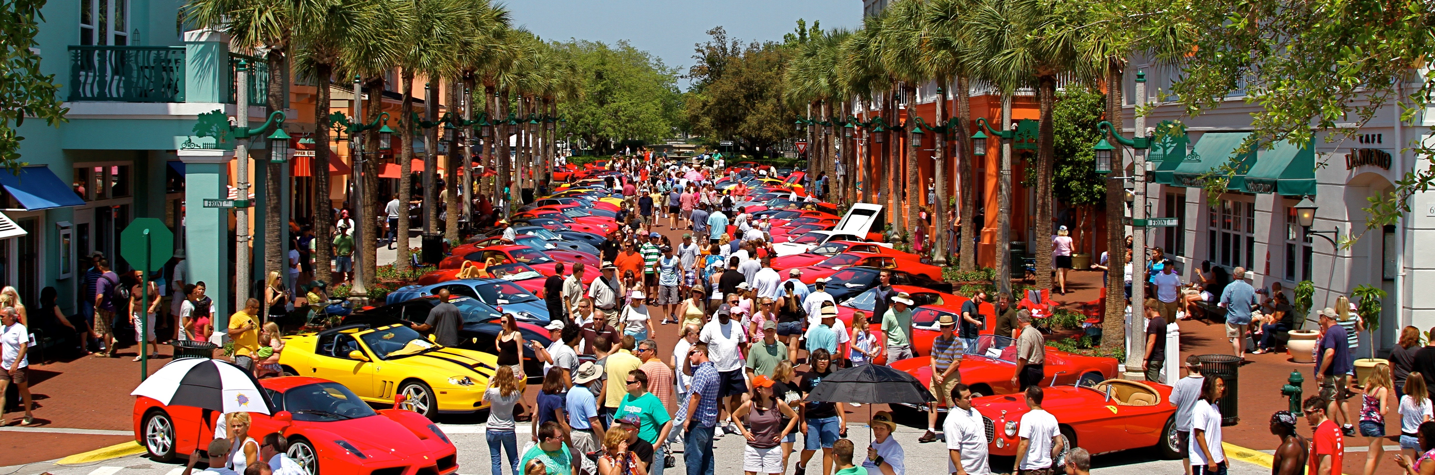 Celebration Exotic Car Festival April Celebration Exotic - Exotic car show florida 2018